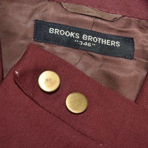 40R Brooks Brothers 1950's VINTAGE LABEL COAT